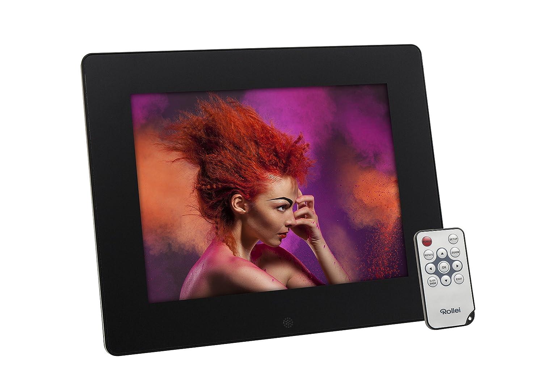 Rollei Pissarro DPF-80 digitaler HD Bilderrahmen mit: Amazon.de: Kamera