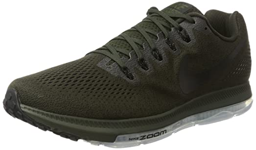 Nike Mens Zoom All Out Low Sequoia/Palm Green/Pure Platinum/Black Nylon