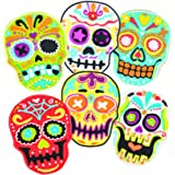Tovolo Sugar Skull Cookie Cutter, White