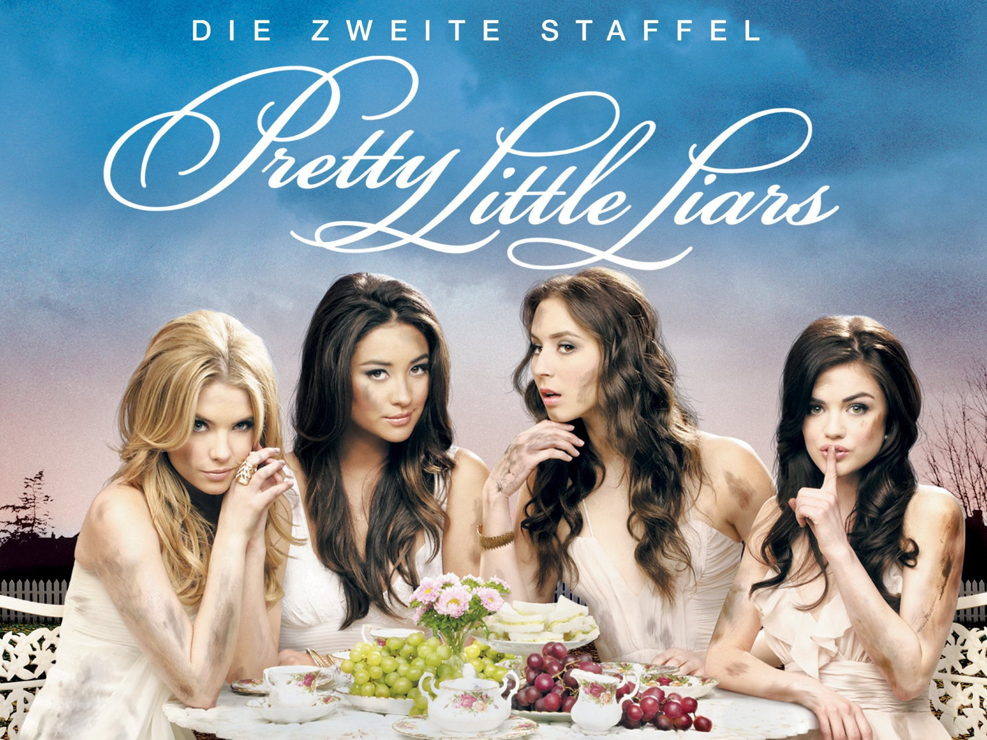 Pretty Little Liars Staffel 8 Netflix