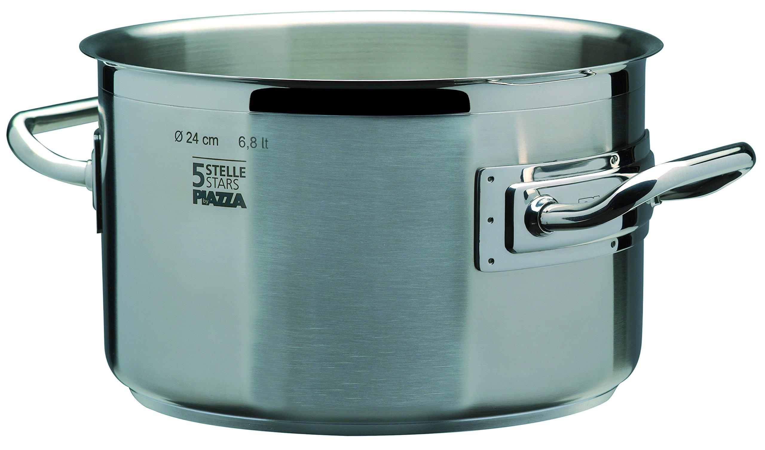 Piazza High casserole Collection 5 stars d. 20 cm - h. 13 cm - 410 cl 090420