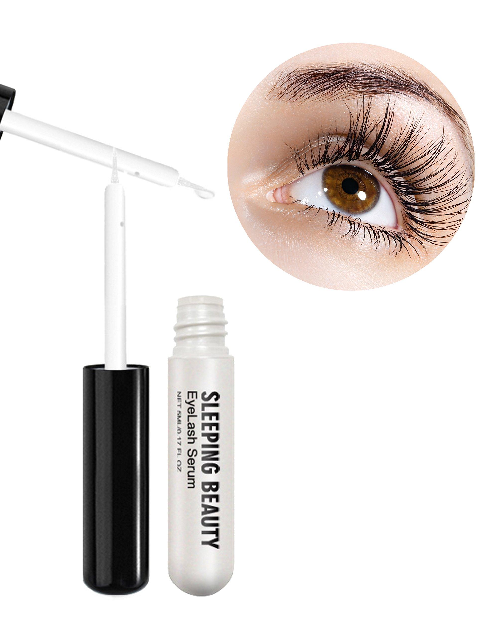 RealHer EYELASH KIT- ''Sleeping Beauty'' Eyelash Enhancing Serum & ''Faux Show' Latex Free Adhesive
