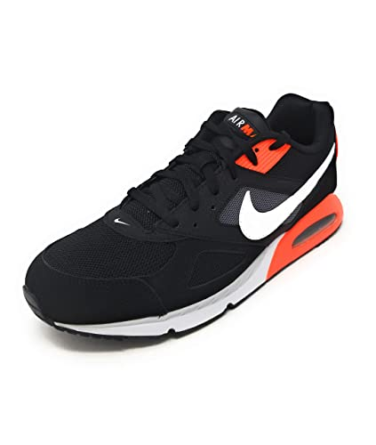 new arrival 48bd4 cd75e Nike Air Max IVO Black White Men s Running Training Shoes Size 10.5