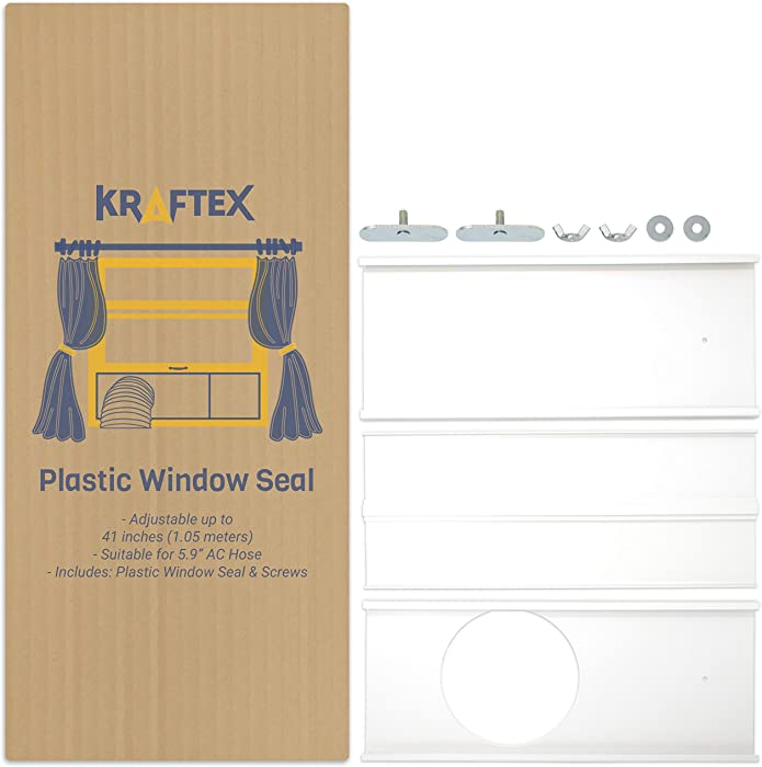 """Portable Air Conditioner Window Kit 