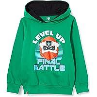 LEGO Boys' Mwa-Sweatshirt mit Kapuze Ninjago Hooded
