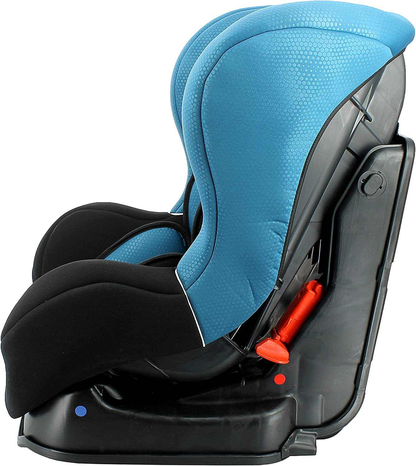 0-18kg Si/ège auto COSMO groupe 0//1 avec protection lat/érale fabrication fran/çaise Nania Luxe bleu
