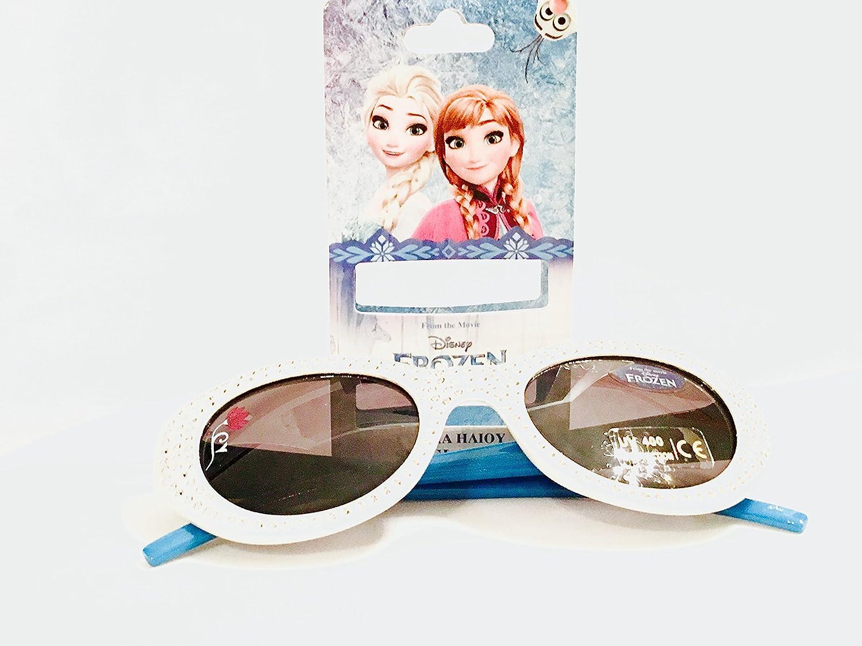 Disney FROZEN Die Eisk/önigin Anna Elsa Sonnenbrille blau