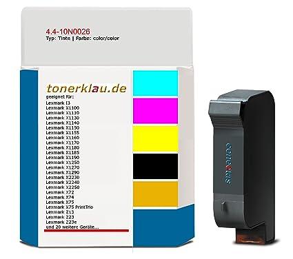 compatible Tinta 4.4 - 10 N0026 para: LEXMARK X1150 como repuesto ...