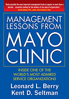 Amazon com: The Cleveland Clinic Way: Lessons in Excellence from One