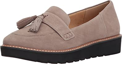 Naturalizer Womens August Slip-On Loafer