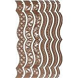 Spellbinders - Dies découpe gaufrage bordure crochet Borderabilities Spellbinders