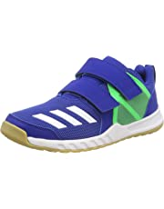 sneakers for cheap f2d79 edad6 adidas FortaGym CF K, Unisex-Kinder Hallenschuhe