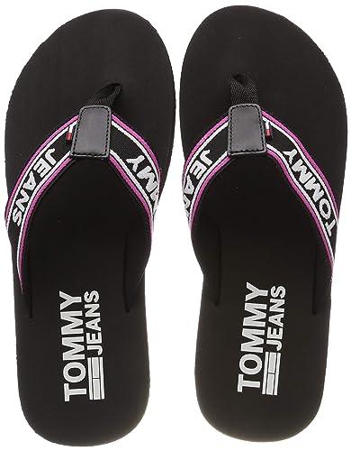 ff4e98b649 Hilfiger Denim Stripe Tommy Jeans Beach Sandal, Infradito Uomo