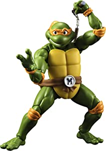 "Bandai Tamashii Nations S.H. Figuarts Michelangelo ""Teenage Mutant Ninja Turtles"" Action Figure"