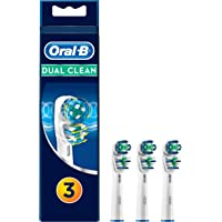 Oral-B Cabezal de Recambio Dual Clean 3 Unidades