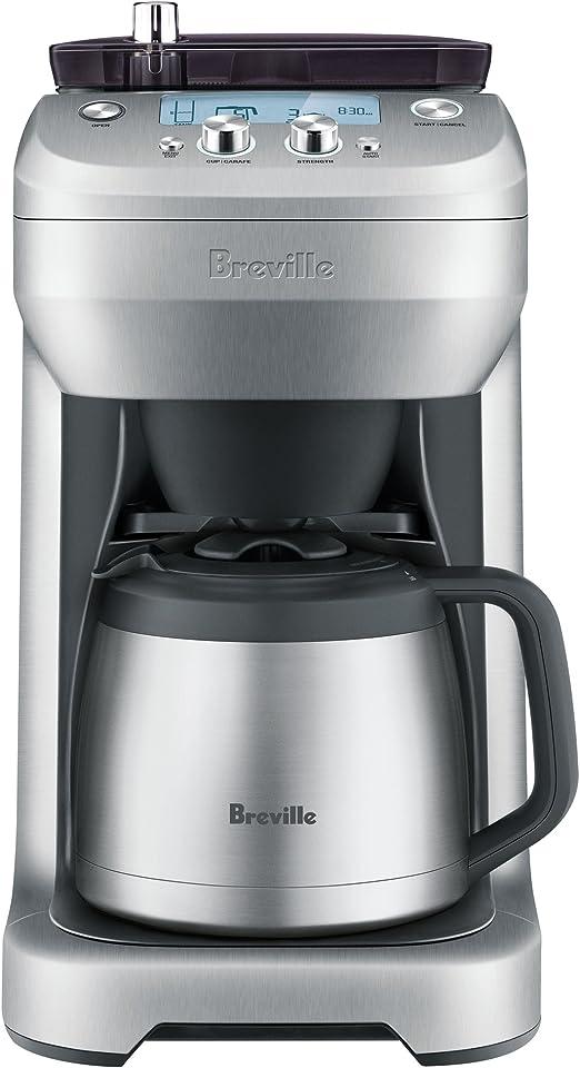Amazon.com: Breville BDC650BSS - Cafetera de filtro (acero ...