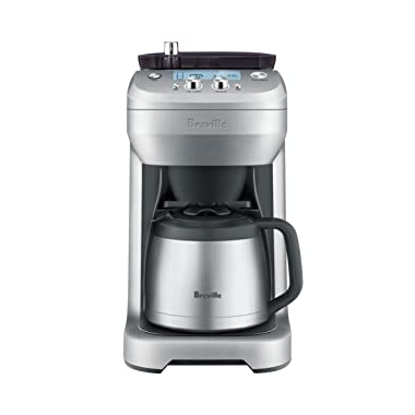 Breville bdc650bss grind control coffee maker review