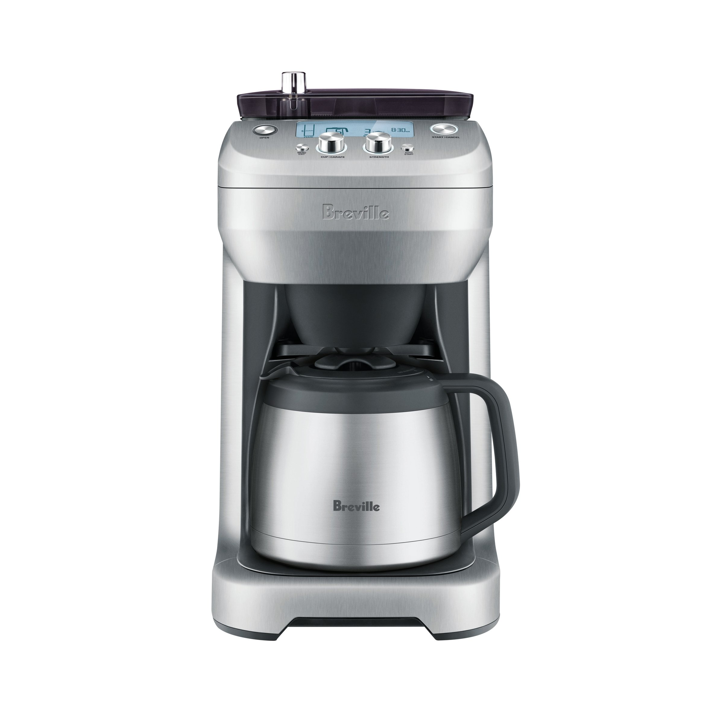 Breville BDC650BSS Grind Control, Silver, Medium by Breville