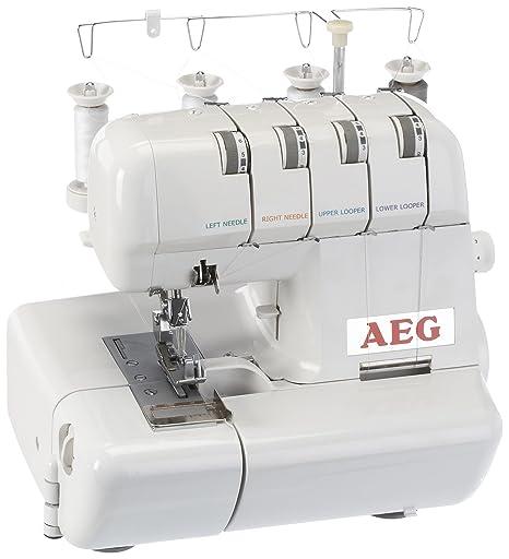 AEG 320 - Máquina de coser overlock