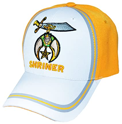 Image Unavailable. Image not available for. Color  Shriner Cap Shriners  Baseball Hat ... b0cf0b2cecd1