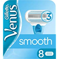 Gillette venus smooth reservemessen, 8 stuks