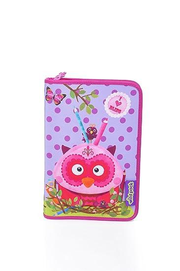 okiedog Wildpack Pippa Art Case, Owl