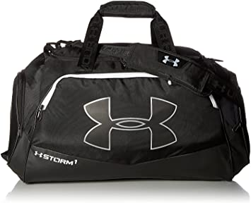 b41113d1cfe0 Image Unavailable. Image not available for. Colour  Under Armour 001  Undeniable II Duffel Bags - Black ...