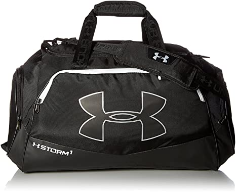 9919c5a71ea Under Armour Undeniable II Duffel Bag, Black, Small: UNDER ARMOUR ...