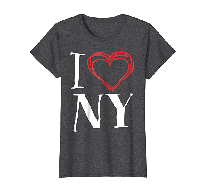 Image Unavailable. Image not available for. Color  Womens I Love NY ... 2ca9d224ec9