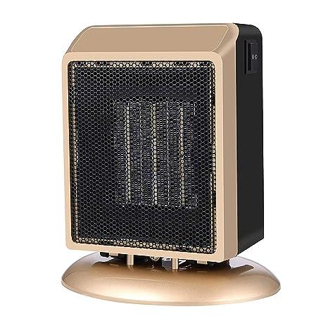 Calefactor Eléctrico,Calefactore Cerámicos Ventilador de Calentador PTC 2 Modo de Calefacción 900W/500W