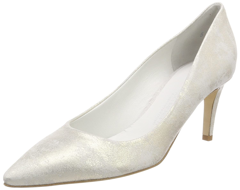 Kennel und Schmenger Damen Silber Liz Pumps Silber Damen (Ghiaccio) 5d90e8