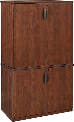 Regency Legacy 29-inch Storage Cabinet with 35-inch Storage Cabinet- Cherry