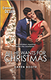All He Wants for Christmas (The Sterling Wives Book 3)
