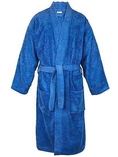 9a77fe6fc2 BC BARE COTTON 100% Turkish Men Terry Kimono Robe