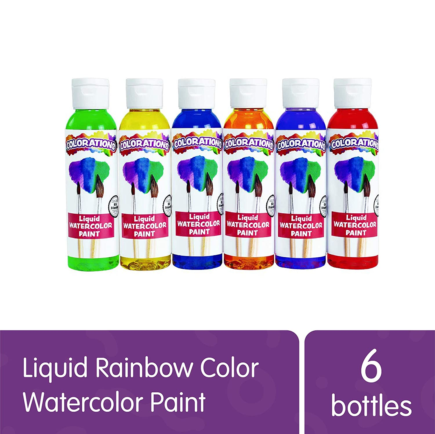 Paint With Water B-THERE 4 Pack Poster Book