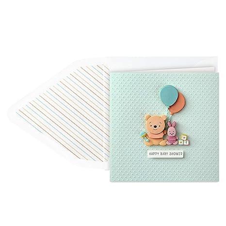 Amazon.com: Hallmark - Tarjeta de felicitación para baby ...