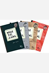 Wreck This Journal (4 Volume Set) Paperback