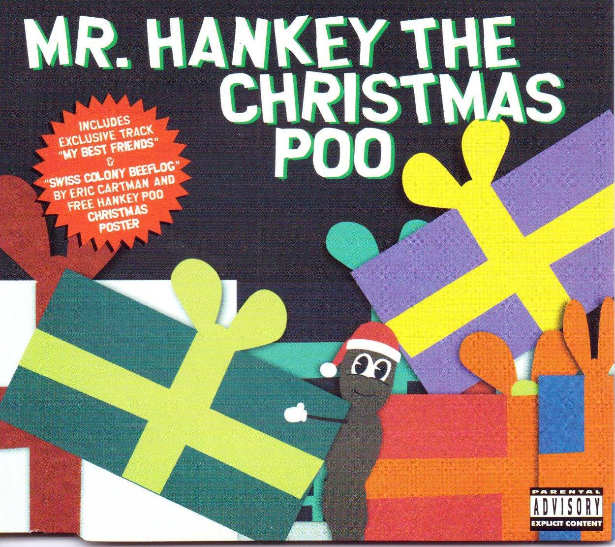 Mr. Hankey The Christmas Poo [CD2] [CD 2]: Amazon.co.uk: Music