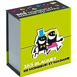 Mini calendrier - 365 blagues de Monsieur et Madame