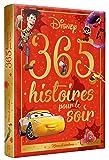 DISNEY - 365 Histoires pour le Soir - Héros et aventures: Spécial Aventures