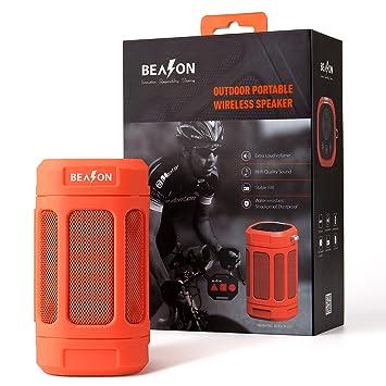 Review BEASON IPX4 Waterproof Portable