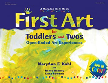 first art for toddlers and twos open ended art experiences - Pictures For Toddlers