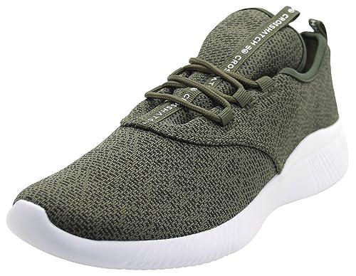 Crosshatch - Zapatillas de Tela para hombre: Crosshatch: Amazon.es: Zapatos y complementos