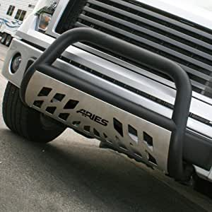 ARIES P35-2004 Pro Series 3-Inch Offroad Black Steel Bull Bar, Select Toyota Sequoia, Tundra