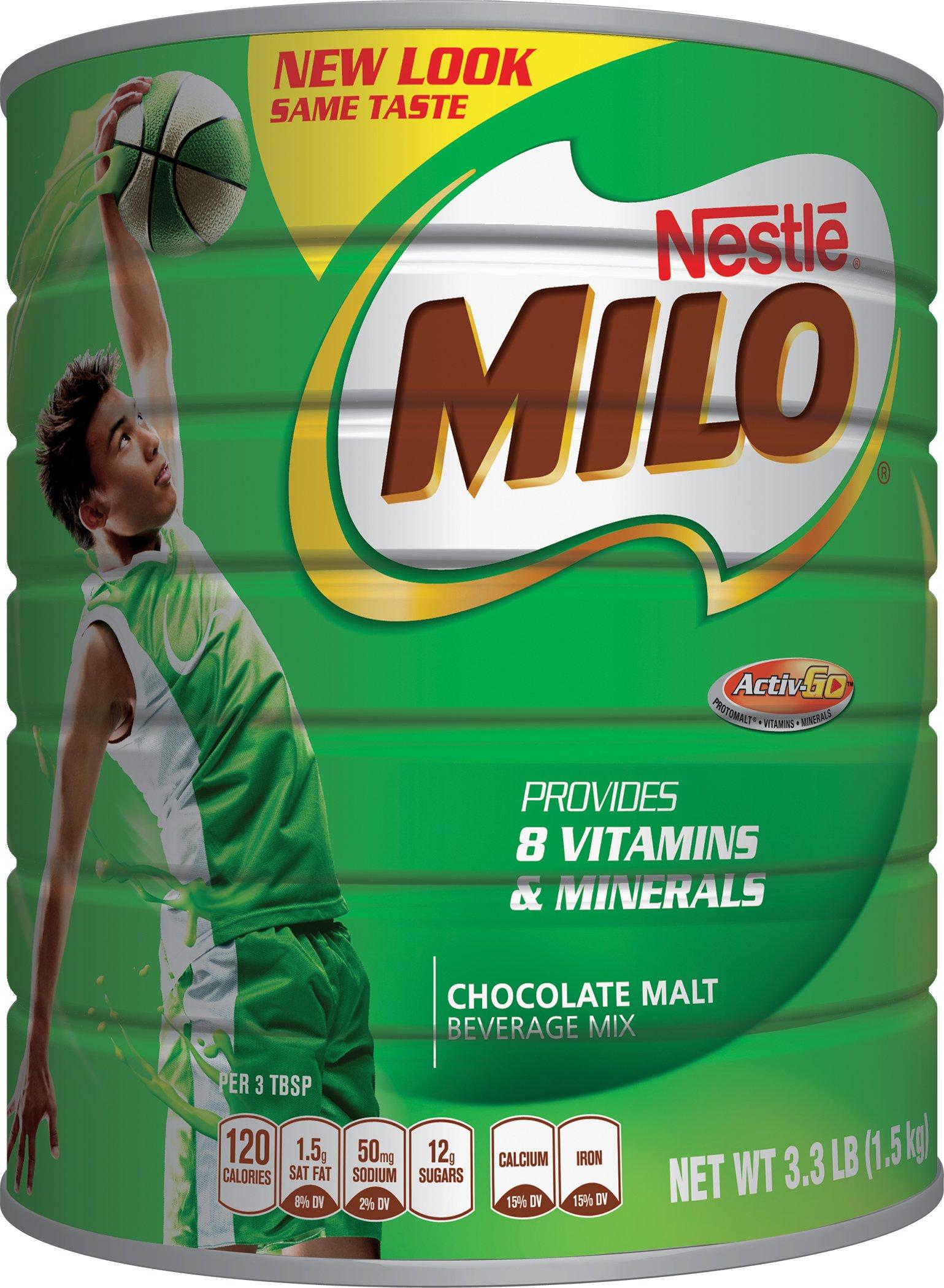 Peak Instant Full Cream Dry Whole Milk Powder 400 Dancow 1 Coklat Gram 400gr Box Nestle Milo Chocolate Malt Beverage Mix Jumbo 33 Pound Can 15kg