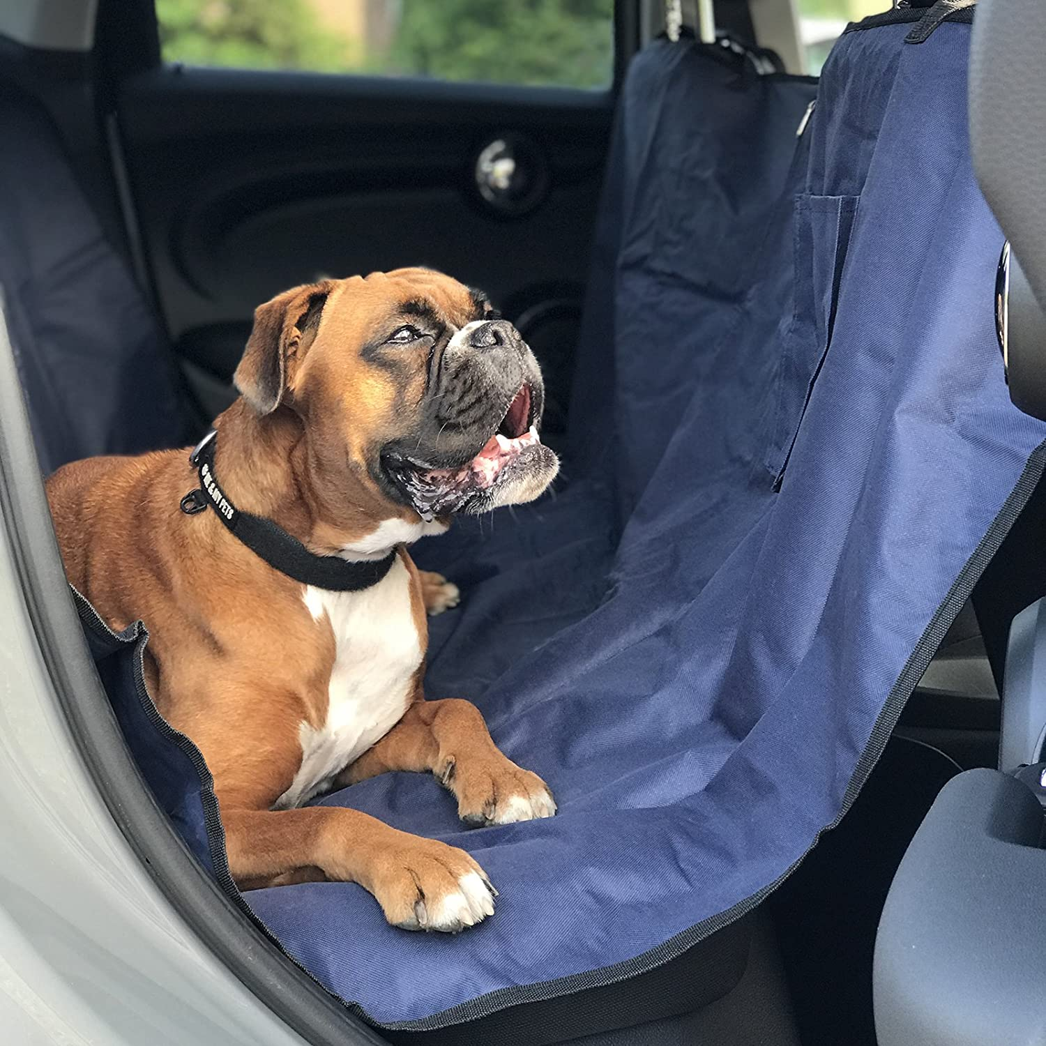 Me & My Pet Car Rear Seat Protector Cover Me & My Pets