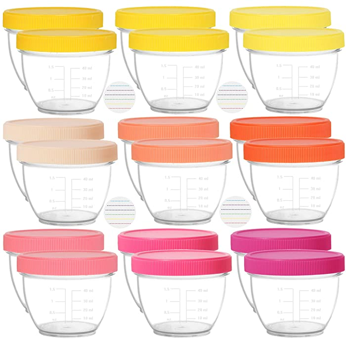 Top 10 2 Oz Plastic Food Storage Containers
