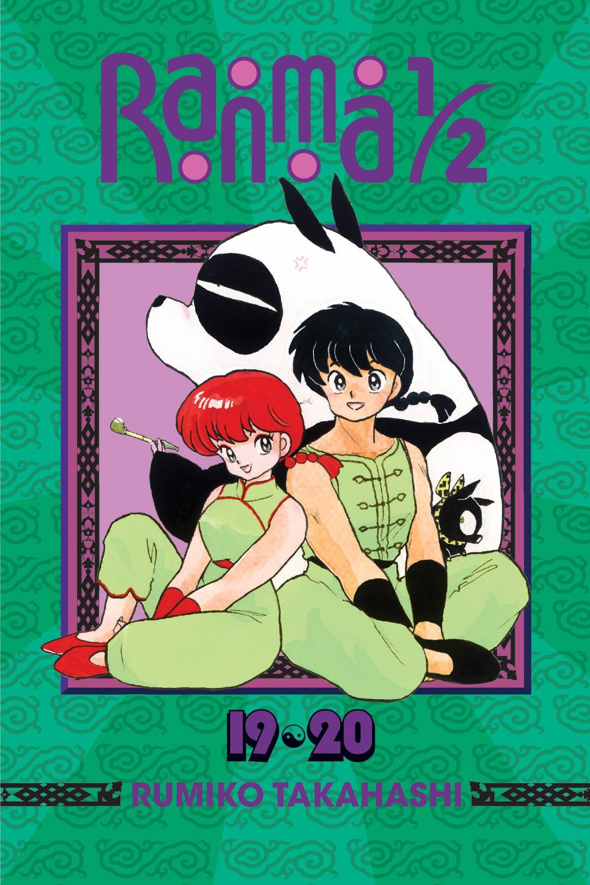 Download Ranma 1/2 (2-in-1 Edition), Vol. 10 pdf