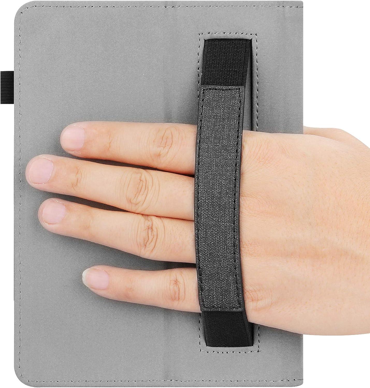 VOVIPO /Étui portefeuille en cuir PU avec dragonne et support pour Pocketbook InkPad 3//3 Pro