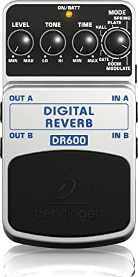 Behringer DR600 review